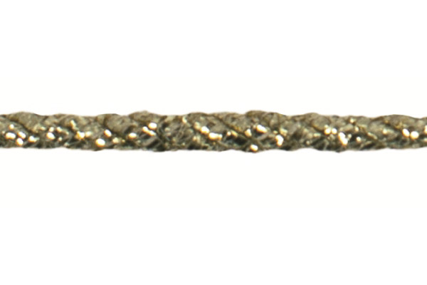 CORDONCINO MM02.5X25 MT. ORO